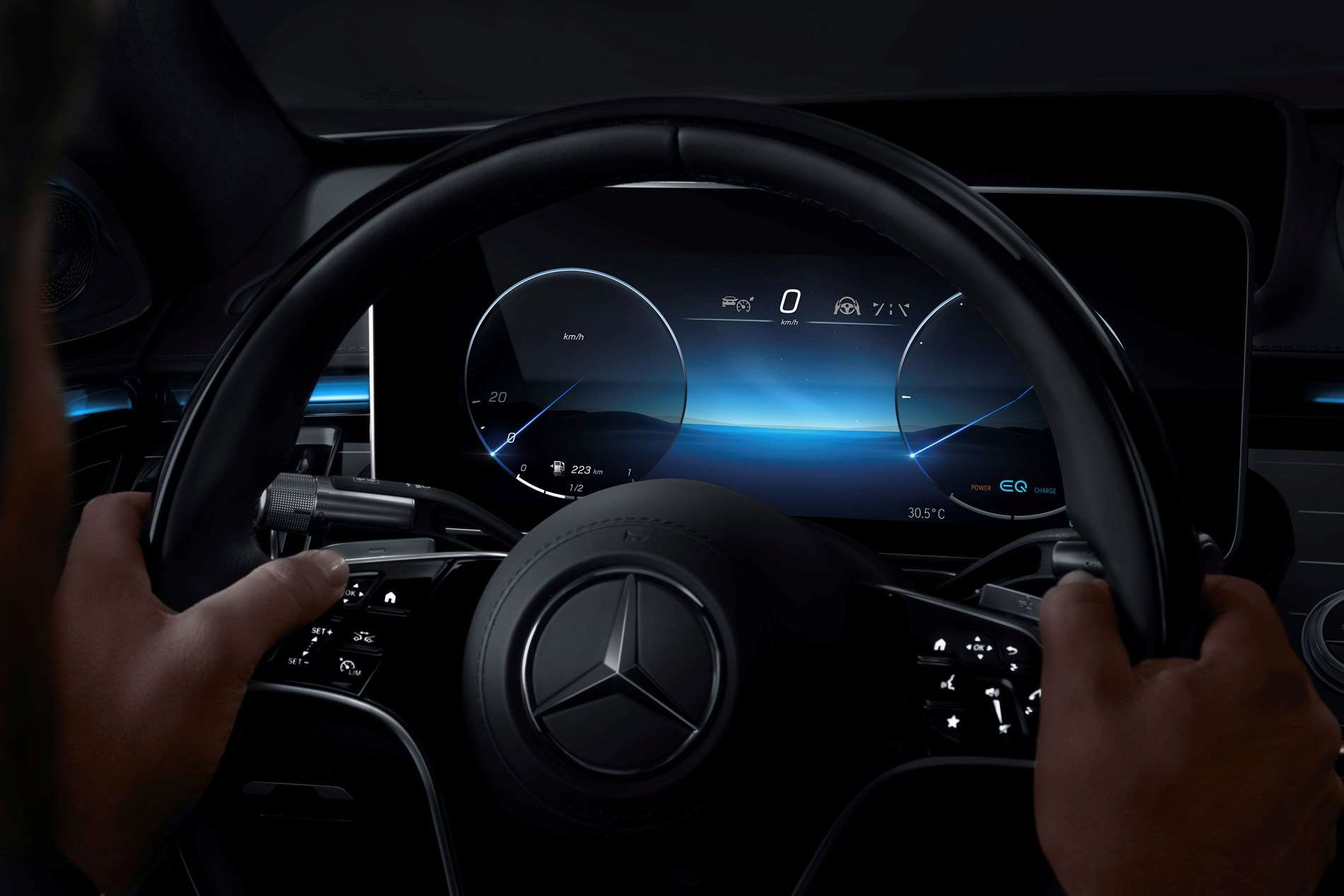 Meet the S-Class DIGITAL : « My MBUX » (Mercedes-Benz User Experience)