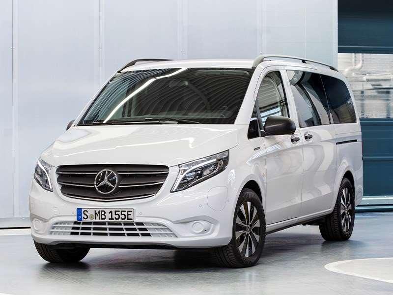 La vente du nouveau Mercedes-Benz eVito Tourer est lancée