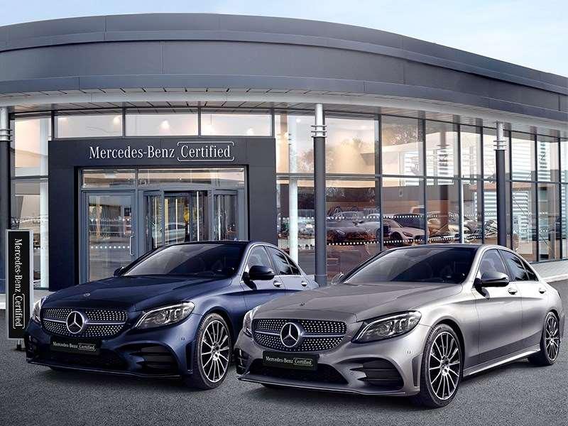 Nouveau site Mercedes Benz Certified avec les données fiscales à jour les plus complètes du marché