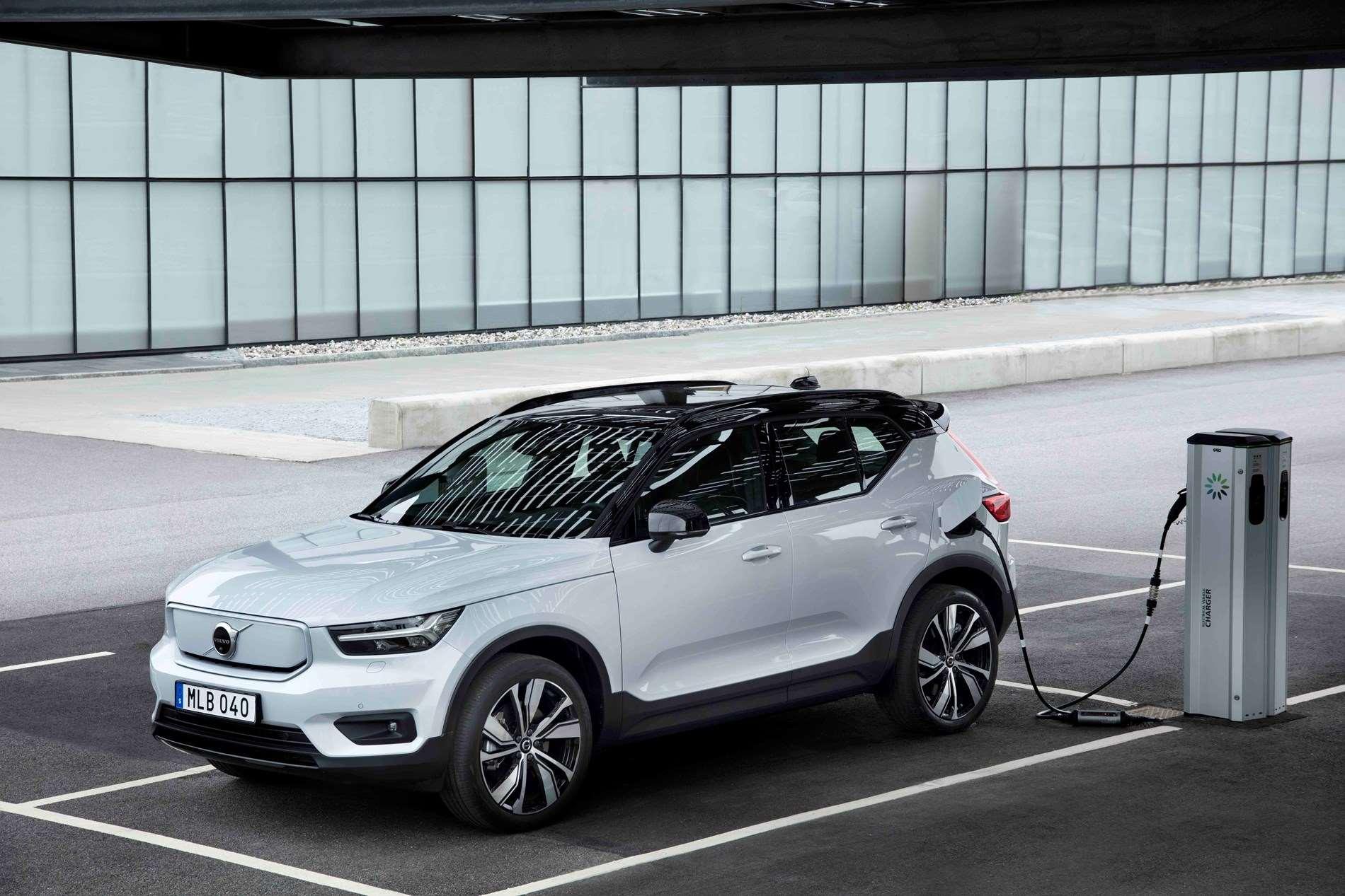 Volvo Cars en Polestar op weg om de CO2-emissiedoelstelling van de EU voor 2020 te overtreffen