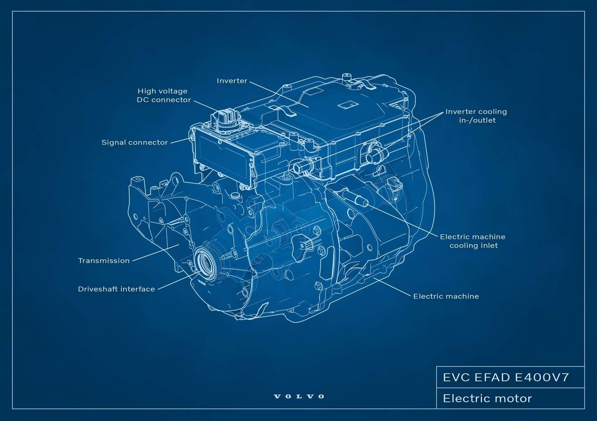 Volvo Cars investeert in het interne ontwerp en de interne ontwikkeling van elektromotoren