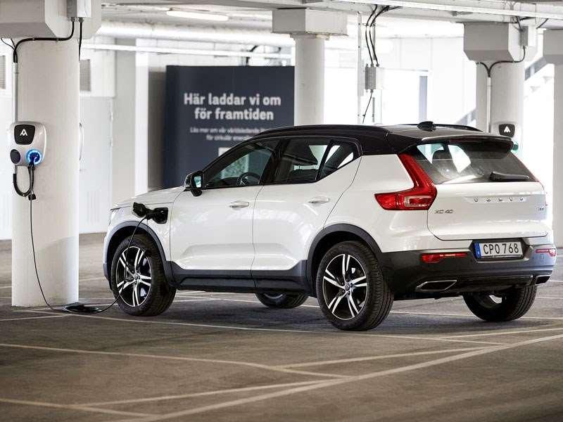 Volvo Cars wil CO2-uitstoot verlagen en miljarden besparen met circulair bedrijfsmodel