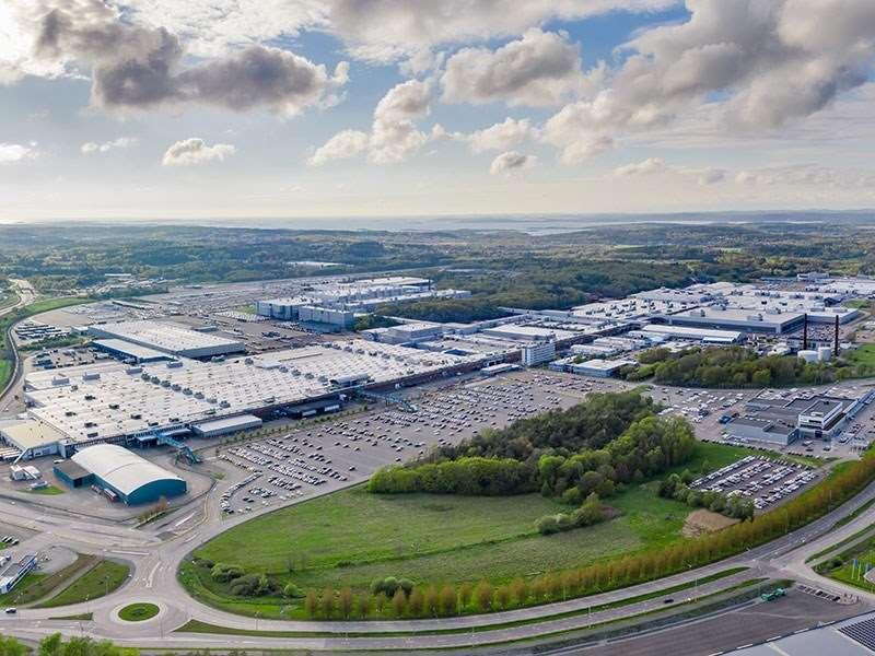 Volvo Cars Torslanda wordt eerste klimaatneutrale autofabriek