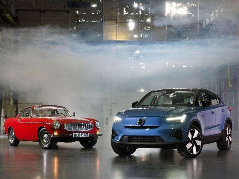 Zien we Volvo binnenkort geschiedenis schrijven? De nieuwe Volvo C40 Recharge