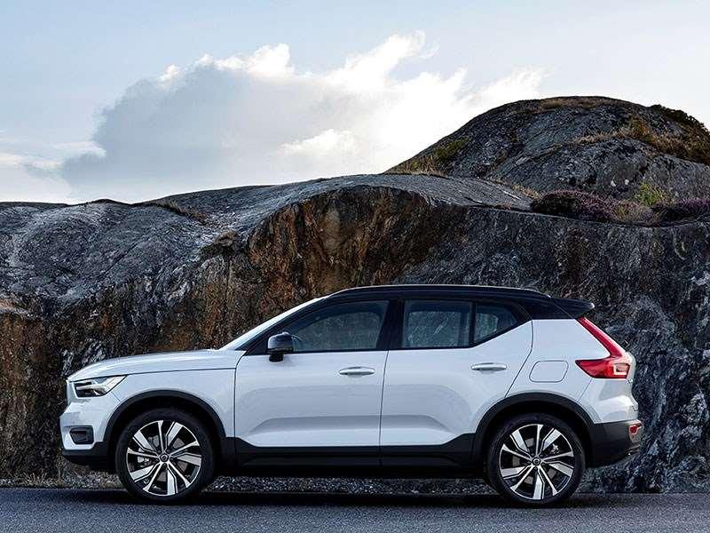 Volvo Cars breidt volledig elektrisch XC40 Recharge-assortiment uit