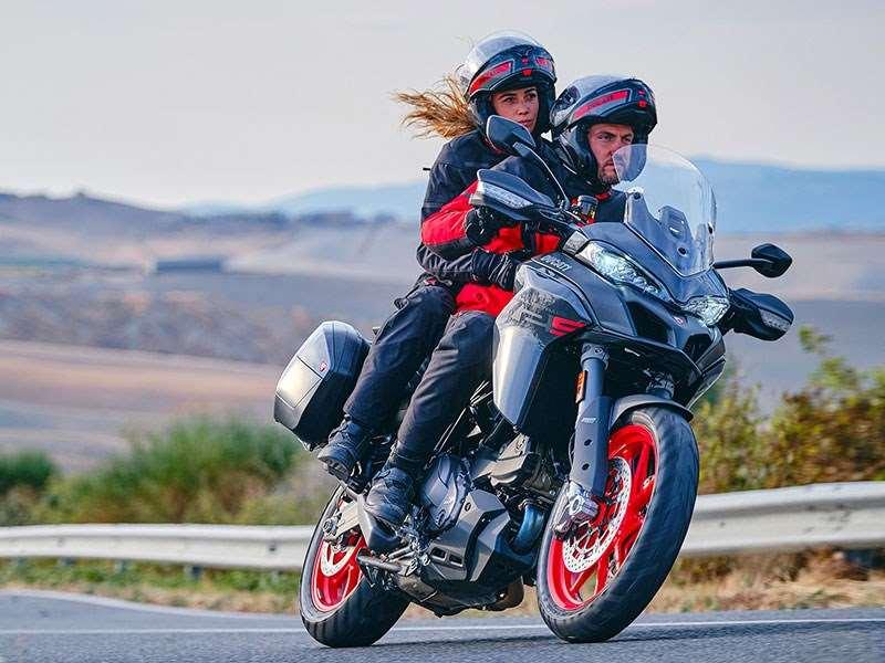 Ducati presenteert de nieuwe Multistrada V2: het  plezier van reizen, elke dag