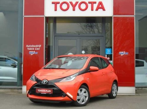 Aygo 1.0L MM/T Automaat! Met Airco & Camera!