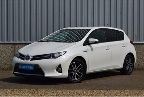 Auris 1.8 VVT-i Hybrid Dynamic / 09-2015 / 50.000 KM !!!