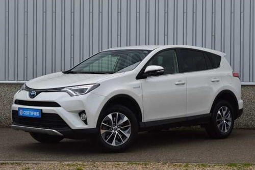 RAV 4 RAV-4 2.5 VVT-i Hybrid Business Plus / 09-2016 / 1