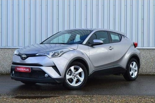 C-HR 1.2 Turbo C-Enter AUTOMAAT / 04-2017 / 5.000 KM !!