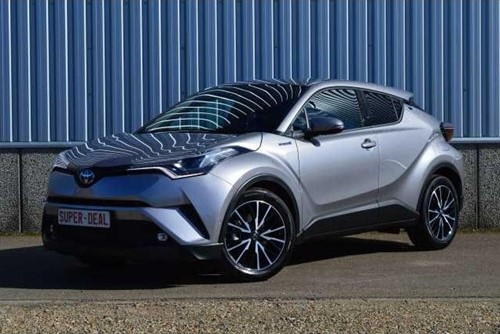 C-HR 1.8 VVT-i Hybrid C-Lub + NAVI & TECHNOLOGY / STOCK