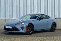 GT86 2.0i Boxer LIMITED EDITION - THUNDER GREY !!!