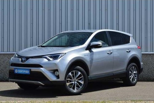 RAV 4 Rav-4 2.5 VVT-i Hybrid Business Plus / 08-2017 / 2