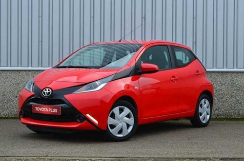 Aygo 1.0 VVT-i Business / 5 DRS / AIRCO / 7.950 € !!!