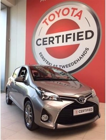 Yaris 1.33 Dual VVT-i Dynamic + Safety Sense