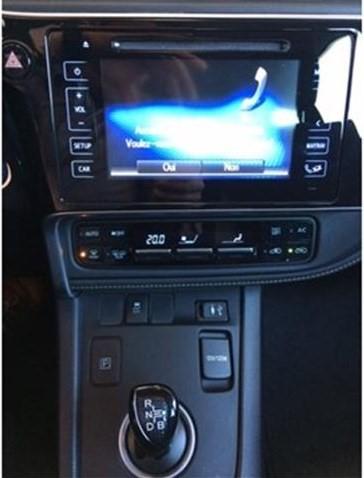 Auris TouringSports 1.8 Hybrid Dynamic + Senso Pack