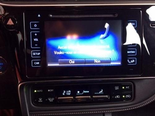 Auris TouringSports 1.8 Hybrid Dynamic + Att.remorque