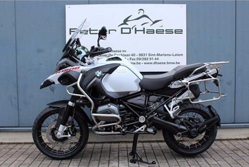 R 1200 GS Adventure Wit!! Nieuw!! Direct leverbaar!!