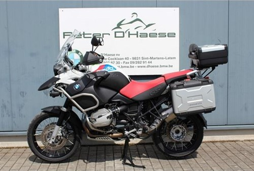 R 1200 GS Adventure Special Edition 1j garantie!