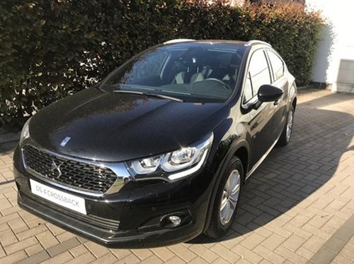 DS 4 DS4 CROSSBACK 1.6BlueHDi So Chic EAT6