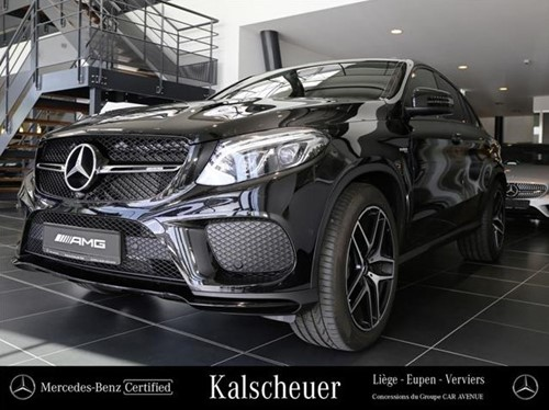 GLE 43 AMG CLASSE  COUPE  (C292)    4-Matic