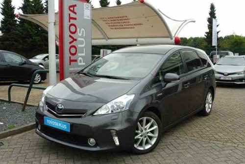 Prius+ Prius + 1.8 HYBRID LOUNGE 7PL AUTOMATIQUE+GPS+CAME