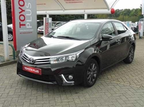 Corolla 1.33 Dual VVT-i Comfort+GPS+CAMERA+ALU WHEELS+CLIM