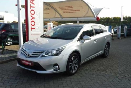 Avensis 2.0D-4D BREAK SKYVIEW+GPS+CAMERA+ALU WHEELS+AIRCO