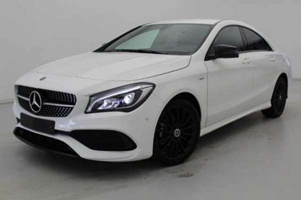 CLA 180 Coupé AMG Line /Pack Night