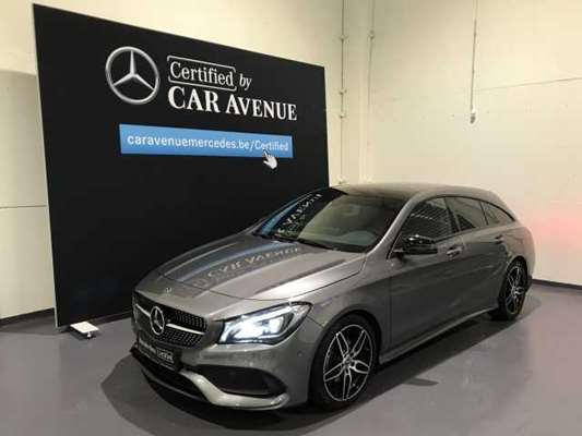 CLA 200 Shooting Brake AMG Line