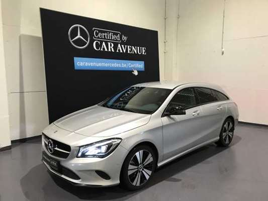 CLA 180 Shooting Brake URBAN