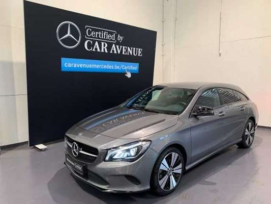 CLA 200 Shooting Brake URBAN