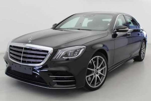 S 350 d 4MATIC AMG LINE