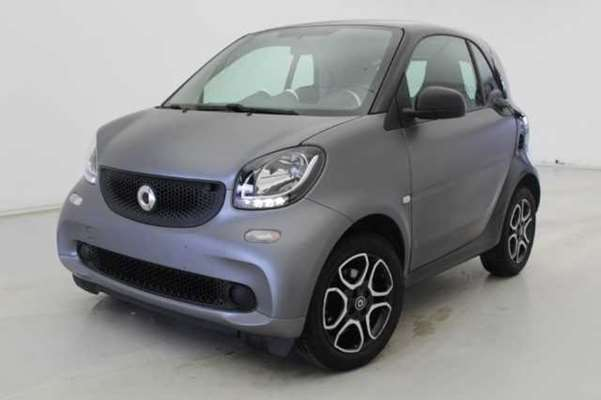 fortwo coupé 45kW