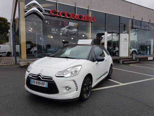 DS3 DIESEL 1.6 e-HDi So Chic
