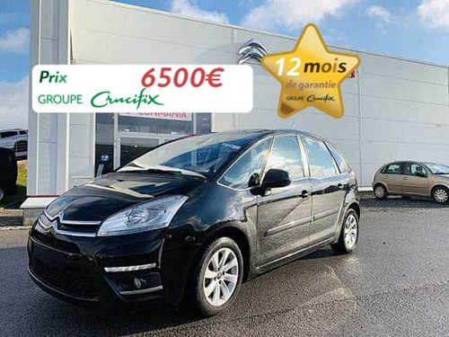 C4 PICASSO DIESEL - 2011 1.6 e-HDi Collection FAP BMP/EGMV