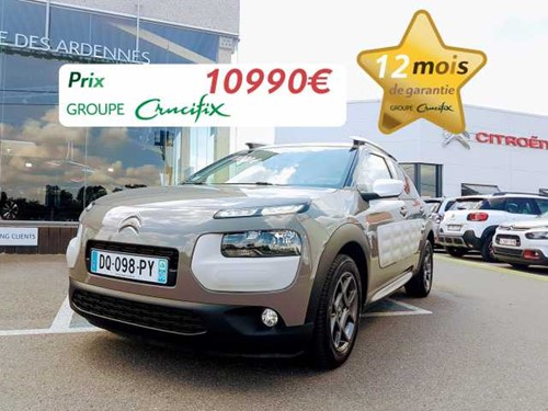C4 CACTUS DIESEL 1.6 BlueHDi Feel Edition Trendy