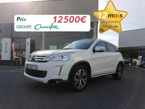 C4 AIRCROSS DIESEL 1.6 e-HDi 2WD Exclusive S&S