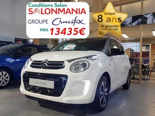 C1 - 2014 1.0 VTi Elle (EU6.2)