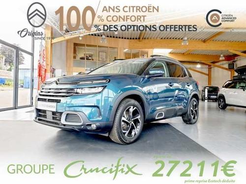 C5 AIRCROSS 1.2 PureTech Shine S&S (EU6.2)